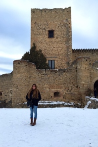 After Segovia we made a 45 minute visit to small town nearby called Pedraza.