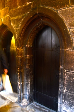I found the ghost of Chetham library! Or did I?