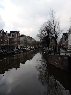 View over a canal