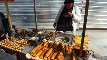 Istanbul also has a very lively street food scene with local vendors all over the city. The most popular foods include boiled or grilled corn, roasted chestnuts...