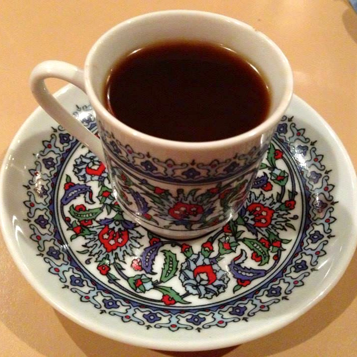 ... and tea or Turkish coffee. Kahvaltı is often reserved as a weekend festivity and can last for a couple of hours. It is definitely one of my favorite things to do on a Sunday morning with my flat mates after a long night out.