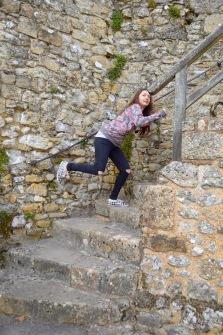 Escape attempt #3! Will she make it?