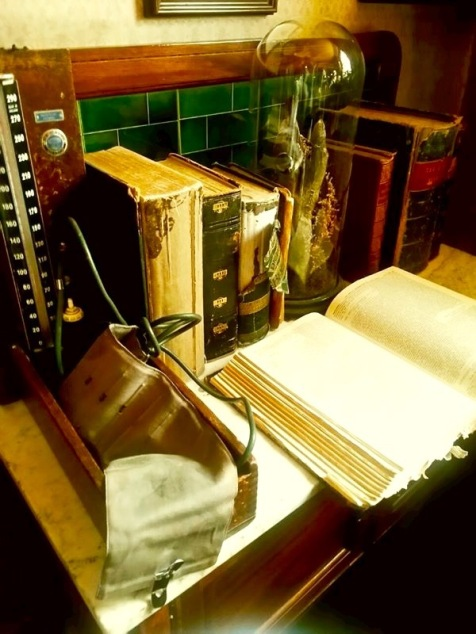 Old beautiful tomes. <3