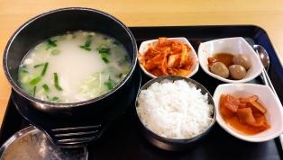 Ox-tail soup