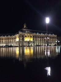 Place de la Bourse, Bordeaux.