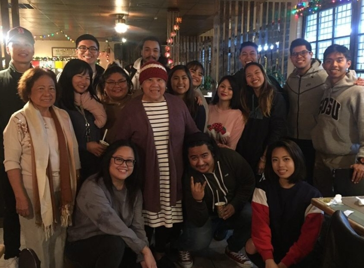 SDSU Asian Studies class
